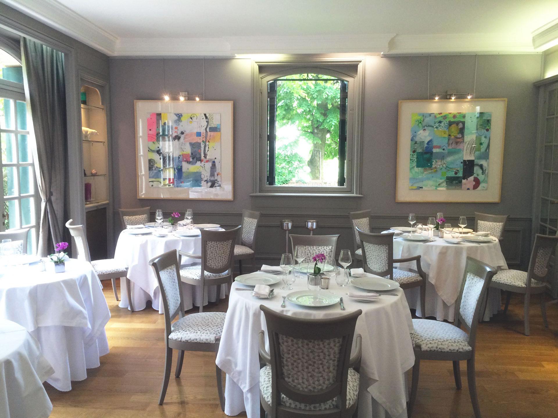 Le Tastevin - Salle de restaurant