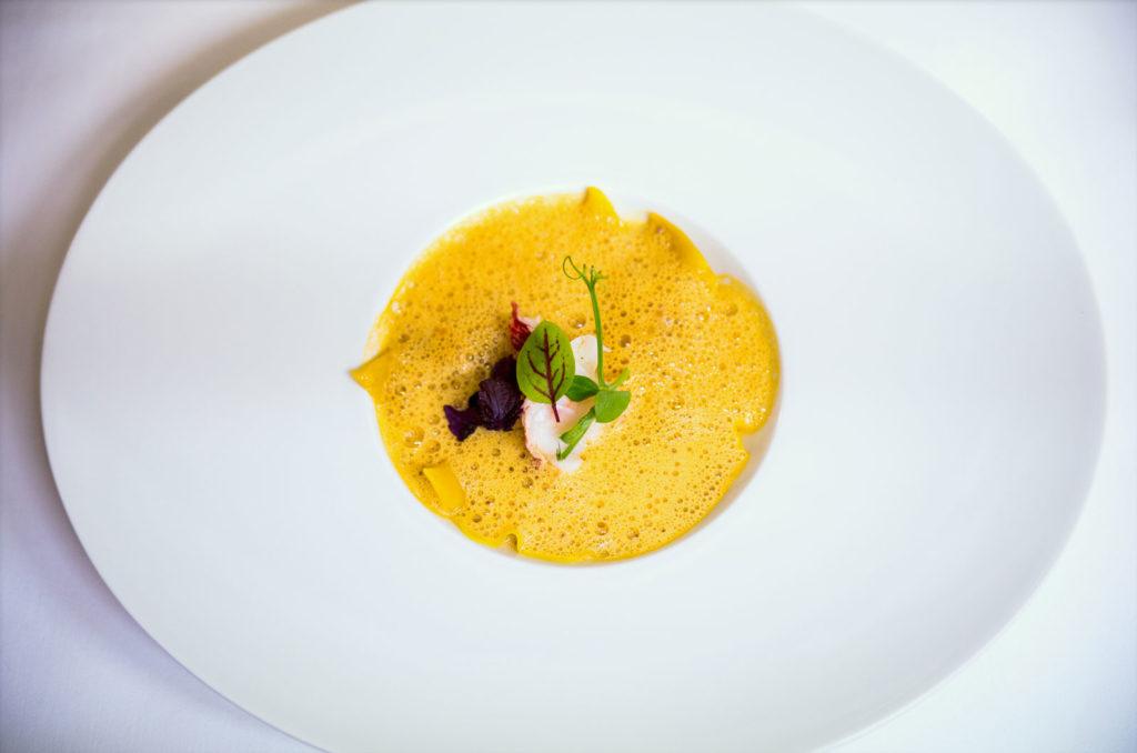 Restaurant Le Tastevin - Ravioles de Homard