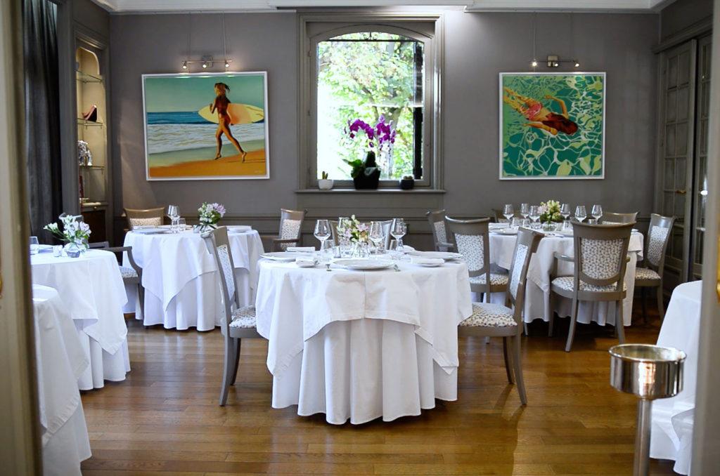 Restaurant Le Tastevin - La Salle